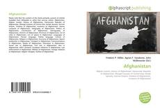 Bookcover of Afghanistan
