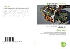 Gaza War的封面