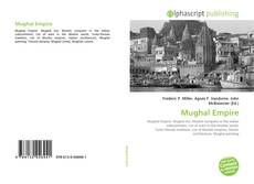 Bookcover of Mughal Empire