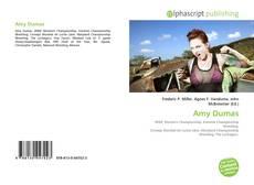 Borítókép a  Amy Dumas - hoz