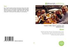 Bookcover of Beer