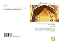 Bookcover of Riyadh
