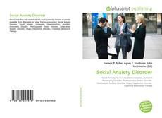 Social Anxiety Disorder kitap kapağı