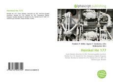 Bookcover of Heinkel He 177
