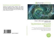 Обложка Quaternions and Spatial Rotation