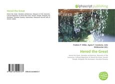 Bookcover of Herod the Great