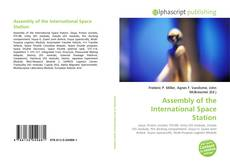 Bookcover of Assembly of the International Space Station