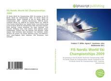 Обложка FIS Nordic World Ski Championships 2009