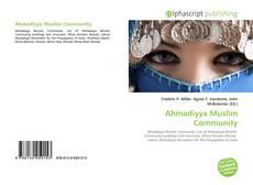 Bookcover of Ahmadiyya Muslim Community