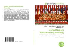 Couverture de United Nations Parliamentary Assembly