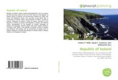 Bookcover of Republic of Ireland