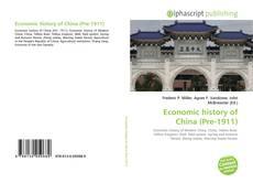Bookcover of Economic history of China (Pre-1911)