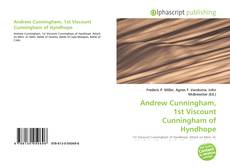Couverture de Andrew Cunningham, 1st Viscount Cunningham of Hyndhope