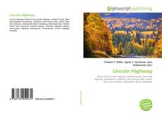 Bookcover of Lincoln Highway