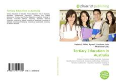 Couverture de Tertiary Education in Australia