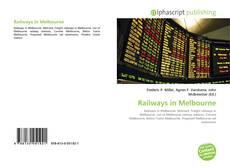 Portada del libro de Railways in Melbourne