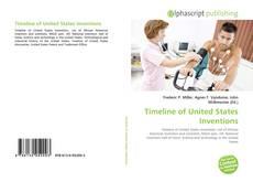 Capa do livro de Timeline of United States Inventions