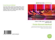 Finite Element Method kitap kapağı