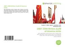 Borítókép a  2007–2008 Writers Guild of America strike - hoz