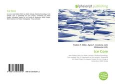 Bookcover of Ice Core