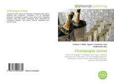 Bookcover of Champagne (wine)