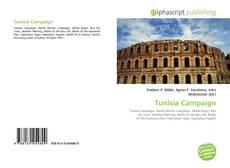 Couverture de Tunisia Campaign