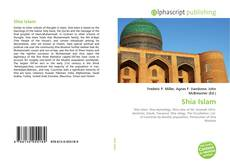Bookcover of Shia Islam