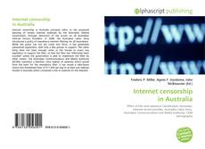 Couverture de Internet censorship in Australia