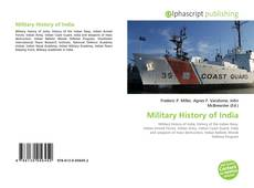 Bookcover of Military History of India
