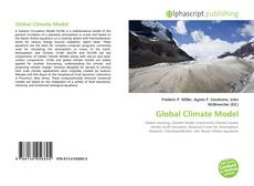Global Climate Model kitap kapağı