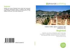 Capa do livro de Baghdad