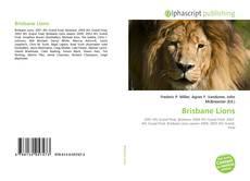 Copertina di Brisbane Lions