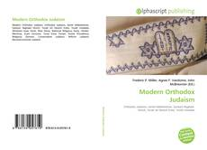 Bookcover of Modern Orthodox Judaism