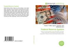 Federal Reserve System kitap kapağı