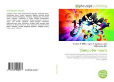Computer music的封面