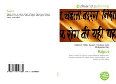 Bookcover of Rajput