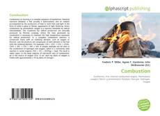 Bookcover of Combustion