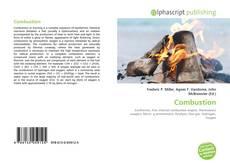 Combustion kitap kapağı