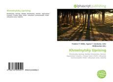 Buchcover von Khmelnytsky Uprising