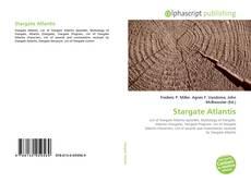 Stargate Atlantis kitap kapağı