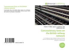 Bookcover of Concessionary fares on the British railway network