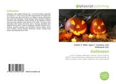 Bookcover of Halloween