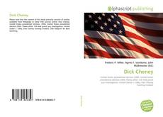 Bookcover of Dick Cheney