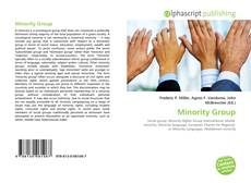 Bookcover of Minority Group