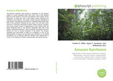 Bookcover of Amazon Rainforest