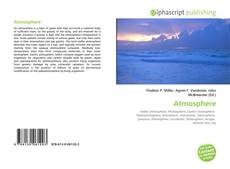 Bookcover of Atmosphere