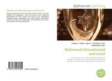Borítókép a  Mahmoud Ahmadinejad and Israel - hoz
