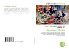 Portada del libro de Conspiracy Theory