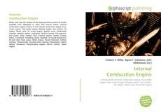 Обложка Internal Combustion Engine
