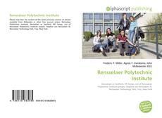 Bookcover of Rensselaer Polytechnic Institute